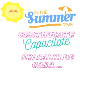 Summer Capacitate-Certificate desde casa